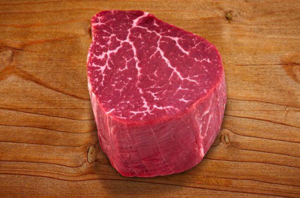 7x Beef 6 ox Wagyu tenderloin