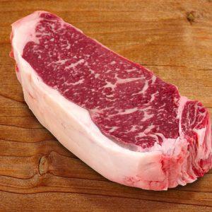7X Beef Wagyu New York Strip steak