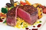 7x Beef cooked rare Wagyu beef Tenderloin