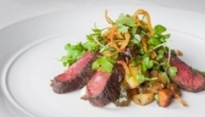 Hotel Jerome Skirt Steak