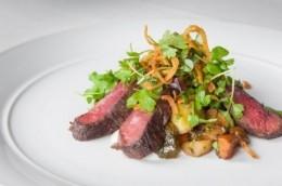 Hotel Jerome kicks off Food & Wine weekend with 7X Beef