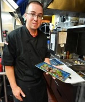 Chef Riley Romanin, Hooked, Beaver Creek, Colorado