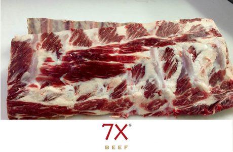 7X Beef back ribs