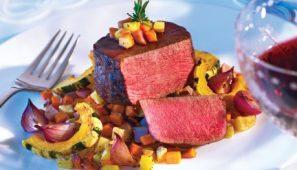 7X Beef tenderloin