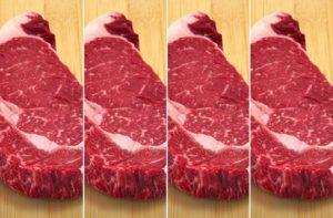 4 7X Beef Ribeye