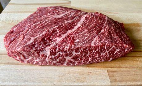 7X Beef Wagyu Zabuton