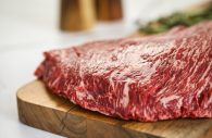 7X Beef Wagyu Bavette Steak Sirloin Flap