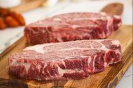7X Beef Wagyu Delmonico Steak
