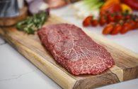 7X Beef Wagyu Flat Iron Steak