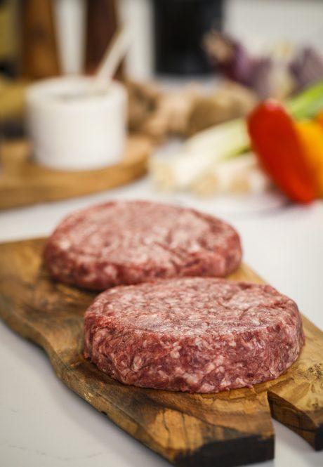 7X Beef Wagyu Ground Beef Patties