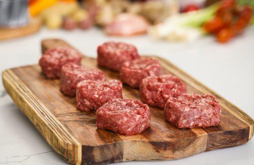 7X Beef Wagyu Ground Beef Slider Patties