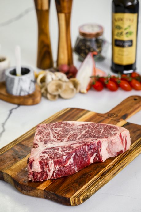7X Wagyu T-bone Steak