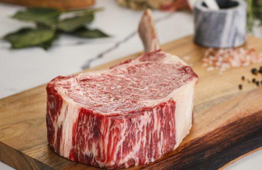 7X Beef Wagyu Tomahawk Ribeye