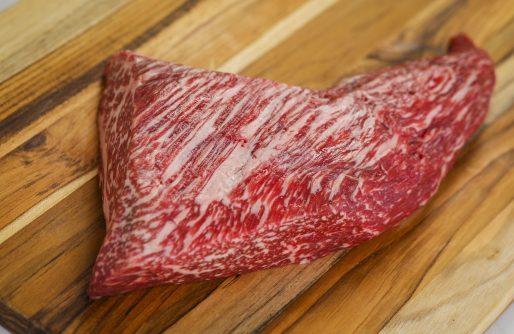 7X Beef Wagyu Tri Tip, raw