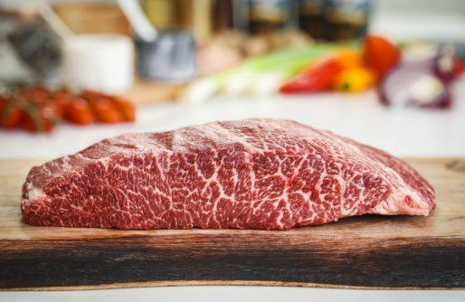 7X Beef Wagyu Zabuton Steak